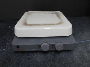 Corning Model Pc 520 Stirrer Hotplate 10 X 10 Plate