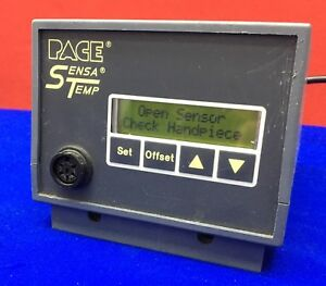 Pace Pps 25 Pps 25 7008 0203 01 Sensa Temp Soldering Station no Iron Included