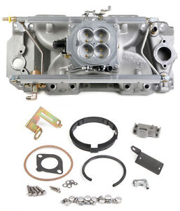 Holley Efi 550 702 Big Block Chevy Multi port Power Pack Kit For Standard Dec