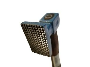Rectangle Checkered Face Shrinking Hammer Picard 2525412 Auto Body Bumping Tool