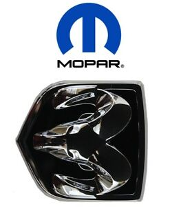 For Dodge Avenger Caliber Journey Front Grille Rams Head Emblem Badge Oem Mopar