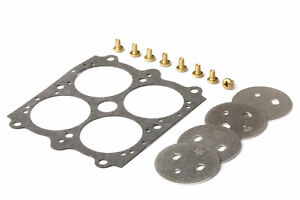 Holley 26 96 Carburetor Throttle Plate Kit