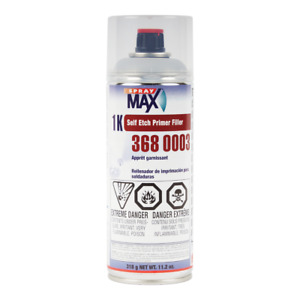 Spraymax 3680003 1k Light Gray Self Etch Primer 11 3 Oz Aerosol Spray Can