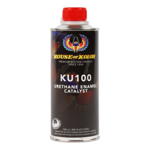 House Of Kolor Ku100 Kosmic Kolor Urethane Enamel Catalyst Kandy Pint Ku100 P00
