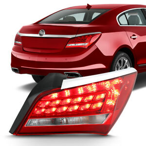 New 2014 2015 2016 Buick Lacrosse Led Rear Tail Light Lamp Right Passenger Side