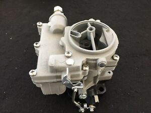 Vintage Speed Rochester 2g Secondary Carb In Sandstone Tri Power Hot Rod