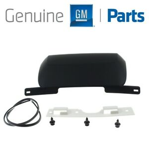 For Chevrolet Suburban Gmc Yukon Xl 1500 Black Trailer Hitch Cover Gm Genuine