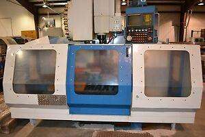 Supermax Max 1 Cnc Vertical Machining Center