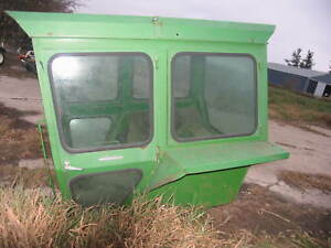 Tractor Cab Case Oliver Ih John Deere Allis Farmall With Heater