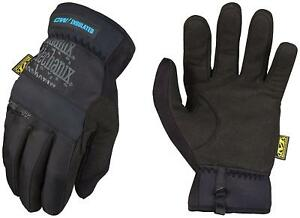 Mechanix Wear Fastfit Insulated Winter Gloves xx large Black