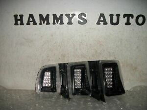 Ford Mustang Lh Tail Light 13 14 2013 2014 Inner Leds Only