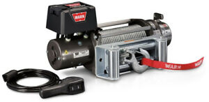 Warn 26502 M8000 8000lb Premium Series Winch 4 8 Hp 100 5 16 Cable Roller
