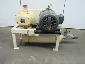 Sutorbilt 6mp Gafmbpa 40hp Positive Displacement Blower Package 230 460v 3ph