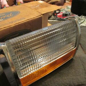 Nos 1980 1981 1982 Ford Ltd Crown Victoria Country Squire Front Parking Light Lh