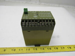 Pilz Pze7 6s 10 Safety Relay Module 24vdc