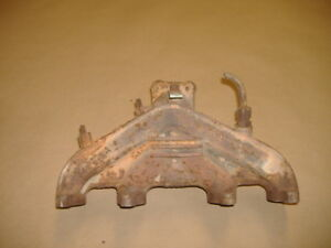Vw Dasher Exhaust Manifold 74 78 Yr Audi Fox Dual Outlet
