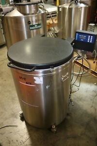 Mve 611 Cryo Storage System W Tec 3000 Automated Controller Monitor