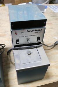 Polyscience Series 8000 Constant Temperature Circulator Heated Water Bath