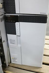 Shimadzu Cto 20a Prominence Hplc Column Oven Working