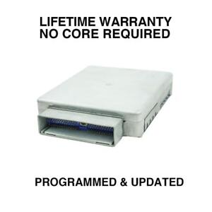 Engine Computer Programmed updated 1996 Ford Truck F75f 12a650 bea Vcm0 5 0l