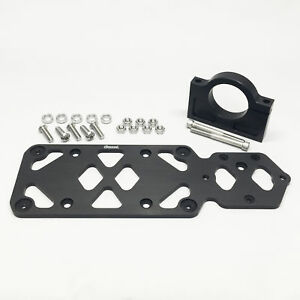 Speed 2601 Billet Aluminum Msd 6a 6al Ignition Box And Coil Mounting Bracket