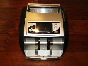 Carnation Cash Counter Cr 36 Currency Counter Uv Tested Near Mint