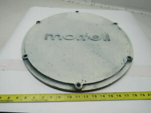 Hydraulic Tank Cleaning access Cover W morrell Logo 6 Bolt