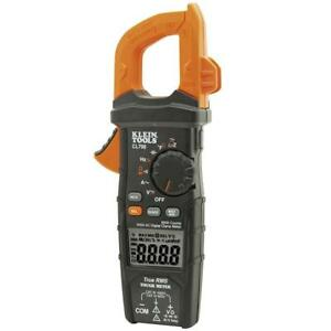 Klein Tools Cl700 Ac Auto Ranging 600 Amp Digital Clamp Meter