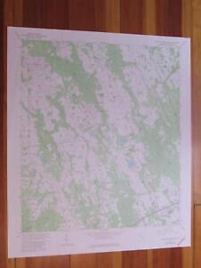 Daytona Beach Nw Florida 1981 Original Vintage Usgs Topo Map