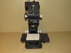Bausch Lomb B l Microzoom Microscope Parts Base Head Unit