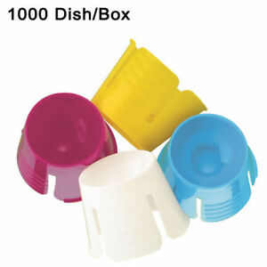 Osung Dappen Dish For Dental Bonding Agents 1000 box Pack Of 3 2066 md q3