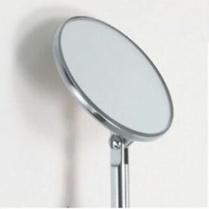 Tilting Dental Diagnosis Mouth Mirror 140 Degree 1 5mm Diameter b572 mss 01