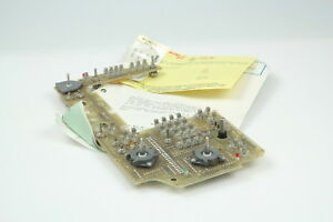 Front Panel Circuit Board a38 for Tektronix 492 p Spectrum Analyzer