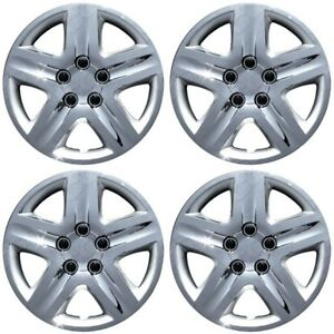 New Chevy Impala Monte Carlo 16 Chrome Hubcap Wheelcover Replacement Set Of 4