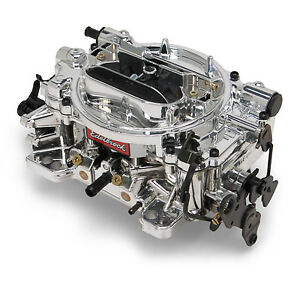 Edelbrock 18124 800 Cfm Avs Carburetor With Endurashine