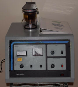 Anatech Hummer 6 2 Sputtering System Sputter Coater Pulled From Lab