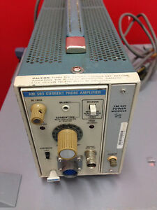 Tektronix Current Probe System Tm501 Am503 A6303