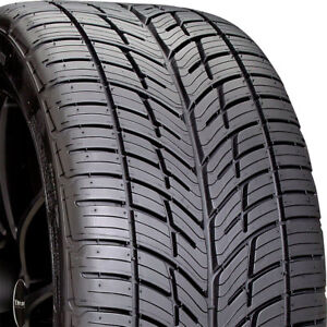 2 New 305 35 20 Bfgoodrich G Force Comp 2 A S 35r R20 Tires 31204
