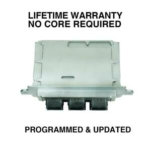 Engine Computer Programmed Updated 2007 Ford Truck 7c3a 12a650 Drb Dtf1 6 8l