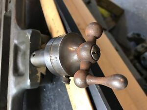 South Bend Lathe 9 Or 10k Complete Carriage Saddle With Large Dial