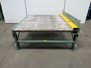 Hytrol Modular Power Roller Case Conveyor 50 w X 60 l X 24 h 208 230 460v 3ph