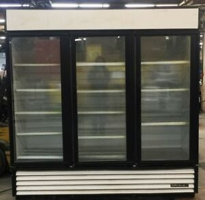 True Manufaturing Co Refrigerated Merchandiser Model Gdm 72 1 2 Hp 115 Volt