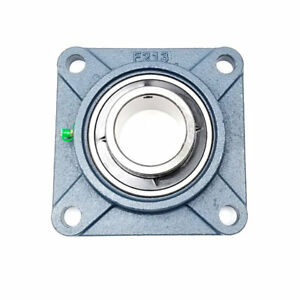 Ucf213 40 2 1 2 Square 4 Bolt Flange Bearing
