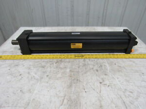 Parker 05 00 Bb2auvs48 26 000 Pneumatic Air Cylinder 5 Bore X 26 Stroke