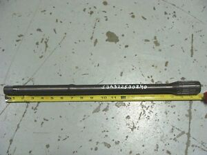 1700 1910 2110 1900 Ford Tractor Pto Transmission Shaft