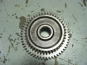 1700 1910 1900 Ford Tractor Transmission Gear 1st And 2nd