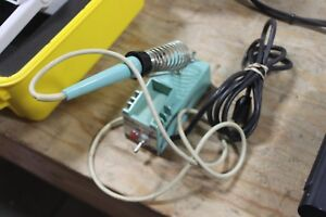 Weller Model Wtcpl Controlled Output Soldering Station Iron Stand
