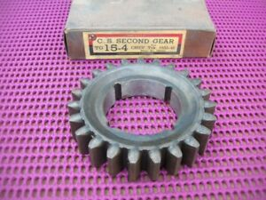 1931 47 Chevrolet Truck 4 Speed Transmission Nors Countershaft 2nd Speed Gear