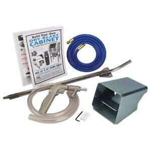 Build Your Own Skat Blast Cabinet Kit Foot Pedal Operating System 6525 00