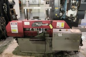 Behringer Hbp360a Dual Column Automatic Horizontal Band Saw B37451
